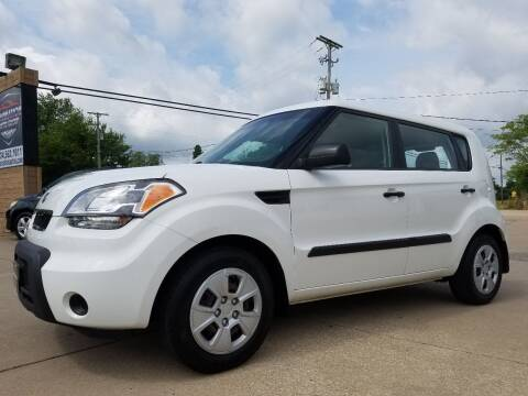 2011 Kia Soul for sale at CarNation Auto Group in Alliance OH