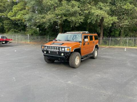 2003 HUMMER H2 for sale at Elite Auto Sales in Stone Mountain GA
