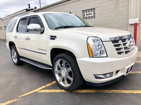 2009 Cadillac Escalade for sale at Richardson Sales & Service in Highland IN