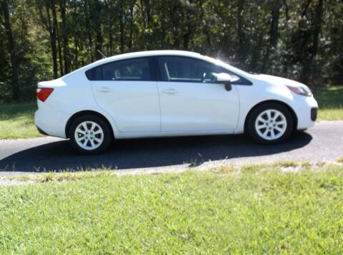 2012 Kia Rio for sale at Smith Auto Finance LLC in Grand Saline TX