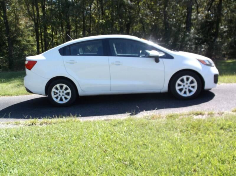2012 Kia Rio for sale at Smith Auto Finance LLC in Grand Saline TX