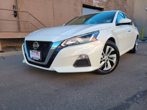 2020 Nissan Altima for sale at GTR Auto Solutions in Newark NJ