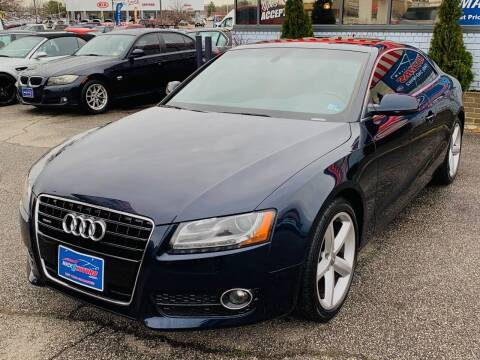 2010 Audi A5 for sale at Mack 1 Motors in Fredericksburg VA