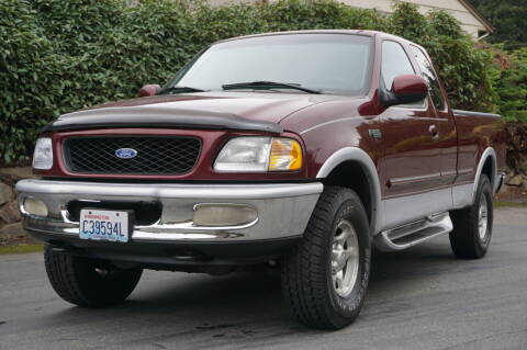 1997 Ford F-150 for sale at West Coast Auto Works in Edmonds WA