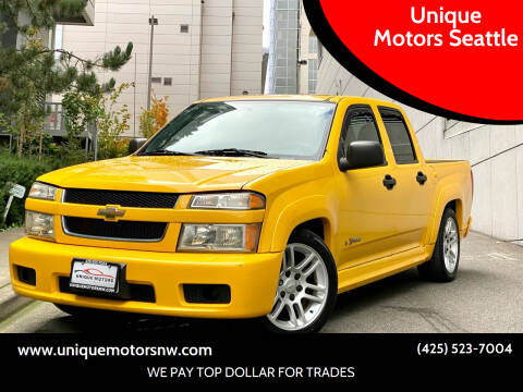 2006 Chevrolet Colorado for sale at Unique Motors Seattle in Bellevue WA