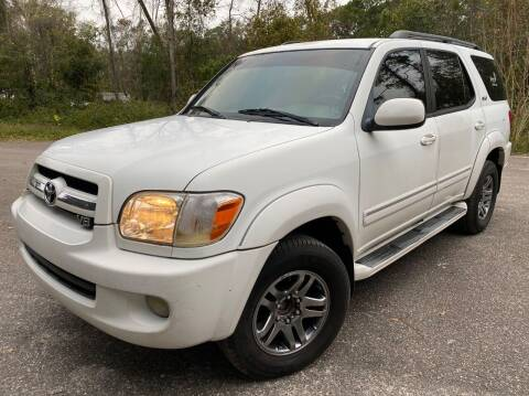 2006 Toyota Sequoia for sale at Next Autogas Auto Sales in Jacksonville FL