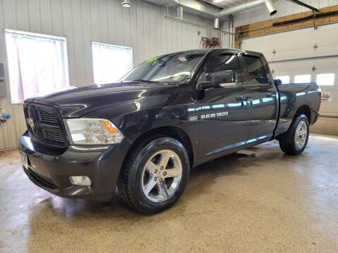 2011 RAM Ram Pickup 1500 for sale at Sand's Auto Sales in Cambridge MN