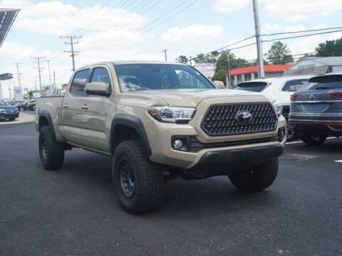 2018 Toyota Tacoma for sale at Ron's Automotive in Manchester MD