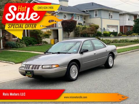 1997 Chrysler Concorde for sale at Reis Motors LLC in Lawrence NY