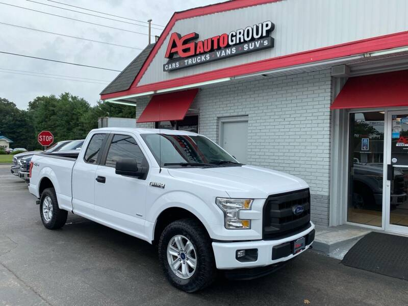 2015 Ford F-150 for sale at AG AUTOGROUP in Vineland NJ