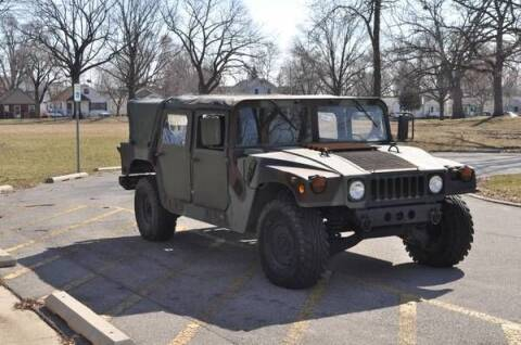 1986 HUMMER AM General for sale at Haggle Me Classics in Hobart IN