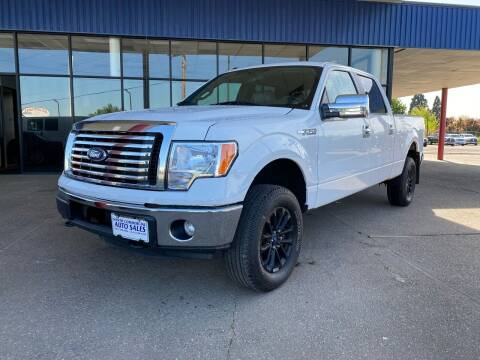 2012 Ford F-150 for sale at South Commercial Auto Sales in Salem OR