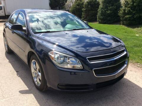 2012 Chevrolet Malibu for sale at Luxury Cars Xchange in Lockport IL