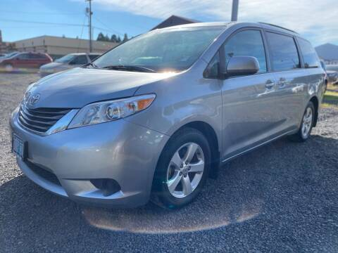 2011 Toyota Sienna for sale at Universal Auto INC in Salem OR