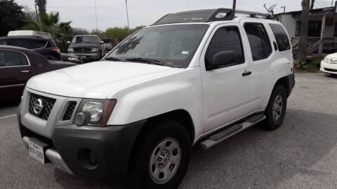 2010 Nissan Xterra for sale at RICKY'S AUTOPLEX in San Antonio TX