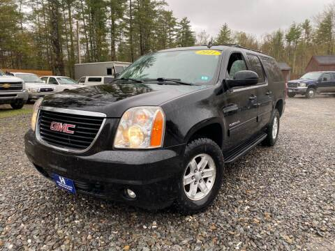 2011 GMC Yukon XL for sale at Hornes Auto Sales LLC in Epping NH