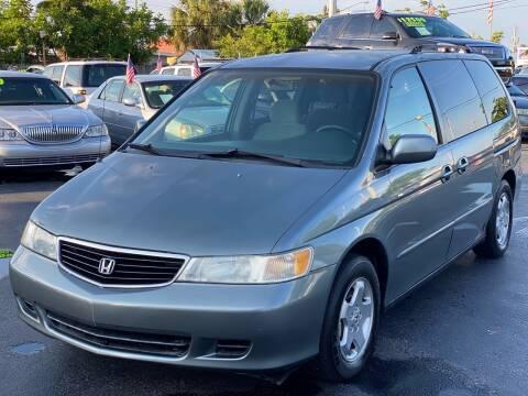 2001 Honda Odyssey for sale at KD's Auto Sales in Pompano Beach FL