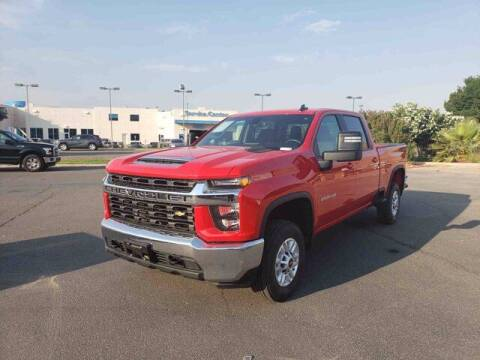 2020 Chevrolet Silverado 2500HD for sale at Stephen Wade Pre-Owned Supercenter in Saint George UT