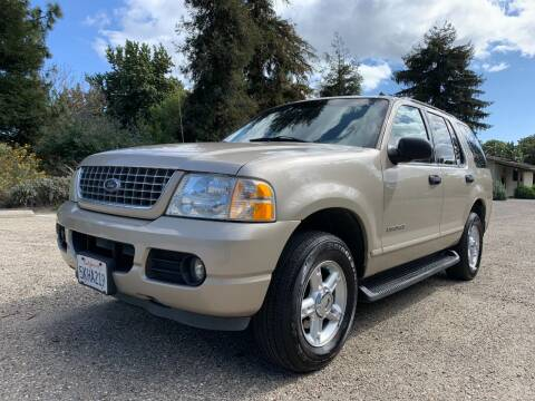 2004 Ford Explorer for sale at Santa Barbara Auto Connection in Goleta CA