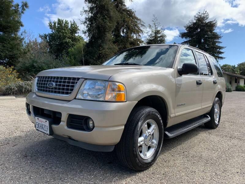 2004 Ford Explorer for sale at Santa Barbara Auto Connection in Goleta CA