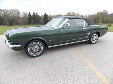 1966 Ford Mustang for sale at ADELL AUTO CENTER in Waldo WI