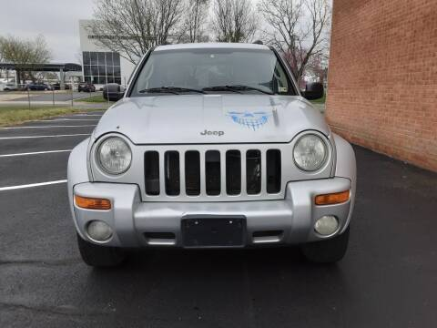 2004 Jeep Liberty for sale at Fredericksburg Auto Finance Inc. in Fredericksburg VA