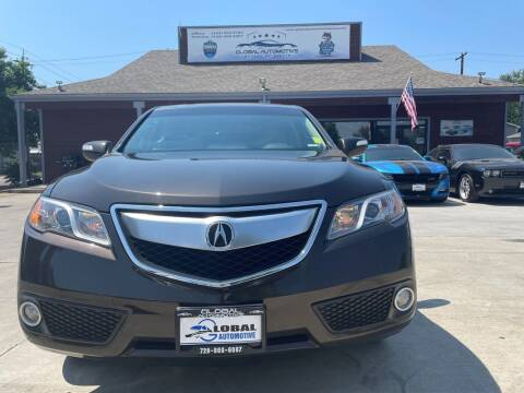2014 Acura RDX for sale at Global Automotive Imports in Denver CO