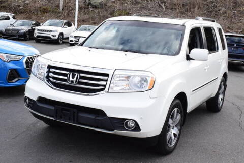 2015 Honda Pilot for sale at Automall Collection in Peabody MA