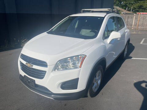 2015 Chevrolet Trax for sale at APX Auto Brokers in Lynnwood WA
