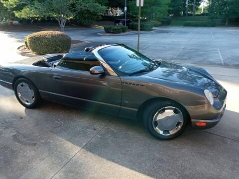 2003 Ford Thunderbird for sale at Magwood Auto Dealers LLC in Jonesboro GA