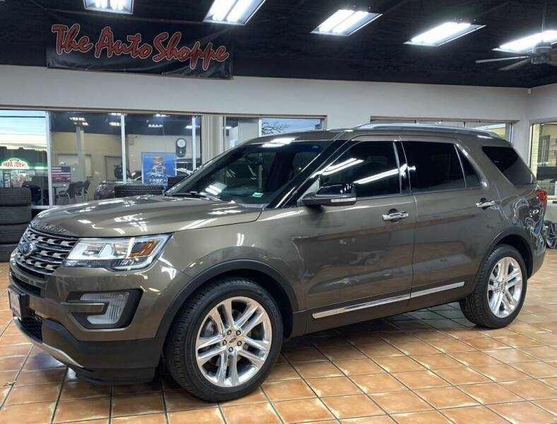 2016 Ford Explorer for sale at The Auto Shoppe in Springfield MO