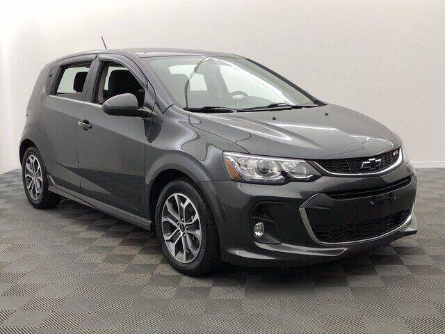 2019 Chevrolet Sonic for sale in Hickory, NC