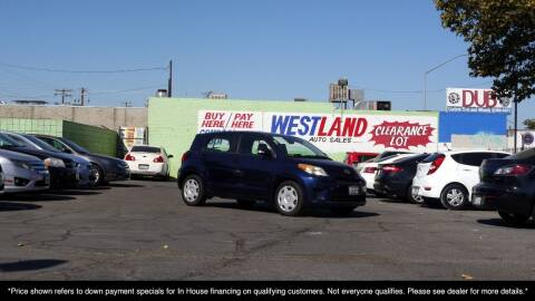 2010 Scion xD for sale at Westland Auto Sales on 7th in Fresno CA
