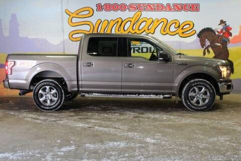 2018 Ford F-150 for sale at Sundance Chevrolet in Grand Ledge MI