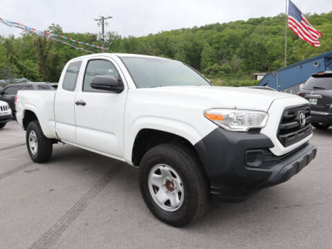 2017 Toyota Tacoma for sale at Viles Automotive in Knoxville TN