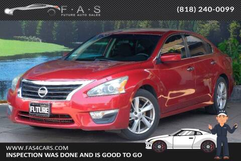 2014 Nissan Altima for sale at Best Car Buy in Glendale CA