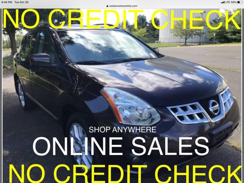 2011 Nissan Rogue AWD SV 4dr Crossover - Westampton NJ