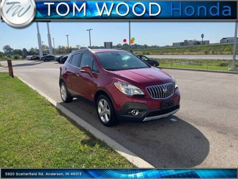 2016 Buick Encore for sale at Tom Wood Honda in Anderson IN