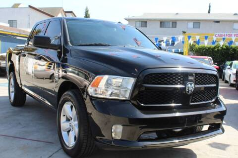 2014 RAM Ram Pickup 1500 for sale at FJ Auto Sales North Hollywood in North Hollywood CA