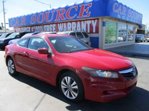 2011 Honda Accord for sale at CAR SOURCE OKC in Oklahoma City OK