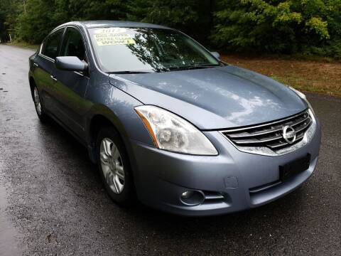 2012 Nissan Altima for sale at Showcase Auto & Truck in Swansea MA