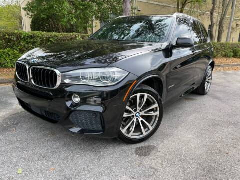 2016 BMW X5 for sale at CARPORT SALES AND  LEASING in Oviedo FL