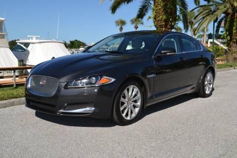 2015 Jaguar XF for sale at GulfCoast Motorsports in Osprey FL