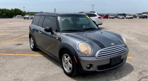 2010 MINI Cooper Clubman for sale at Hatimi Auto LLC in Buda TX