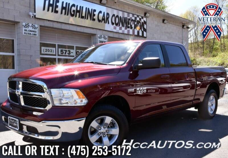 2020 RAM Ram Pickup 1500 Classic for sale at The Highline Car Connection in Waterbury CT
