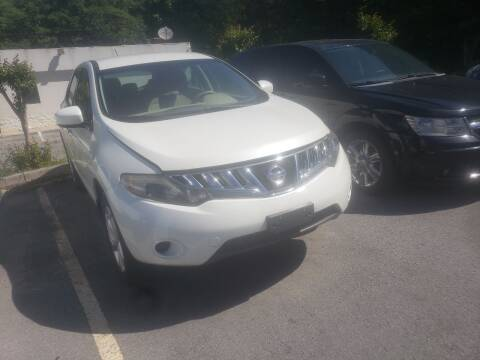 2009 Nissan Murano for sale at Credit Cars LLC in Lawrenceville GA