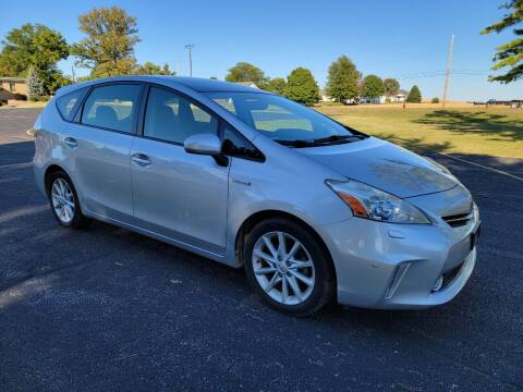 2012 Toyota Prius v for sale at Tremont Car Connection in Tremont IL