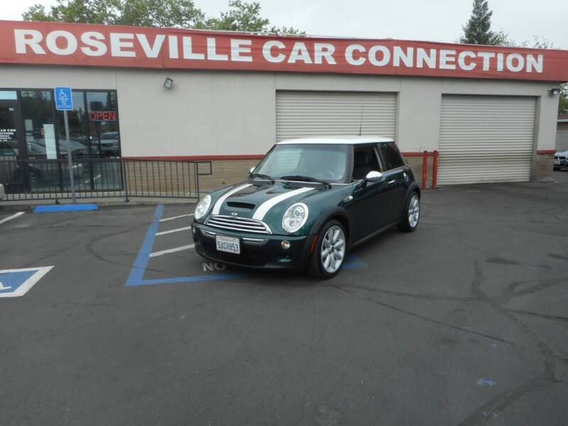 2006 MINI Cooper for sale at ROSEVILLE CAR CONNECTION in Roseville CA