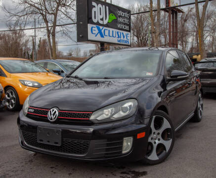 2010 Volkswagen GTI for sale at EXCLUSIVE MOTORS in Virginia Beach VA