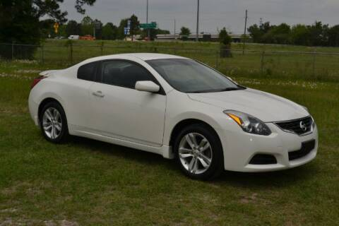 2011 Nissan Altima for sale at WOODLAKE MOTORS in Conroe TX